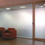 Drywall Glass Office Partition